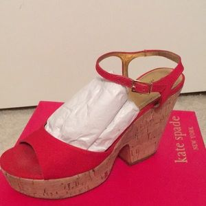 Kate Spade Sandals, Size 8.5